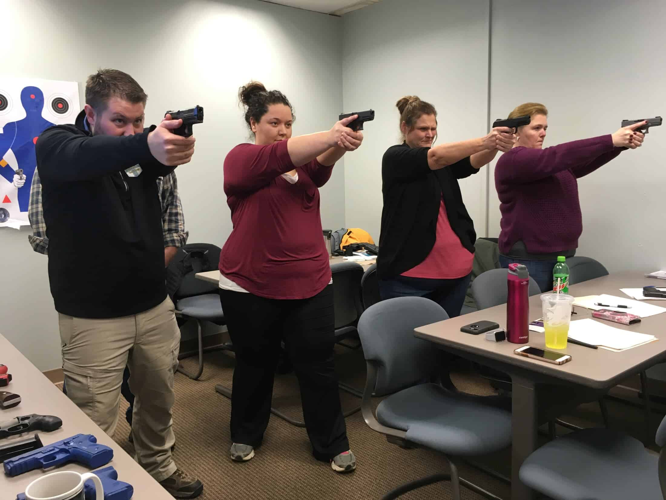 Defensive Pistol Considerations – Beyond Your Concealed Carry Permit Class