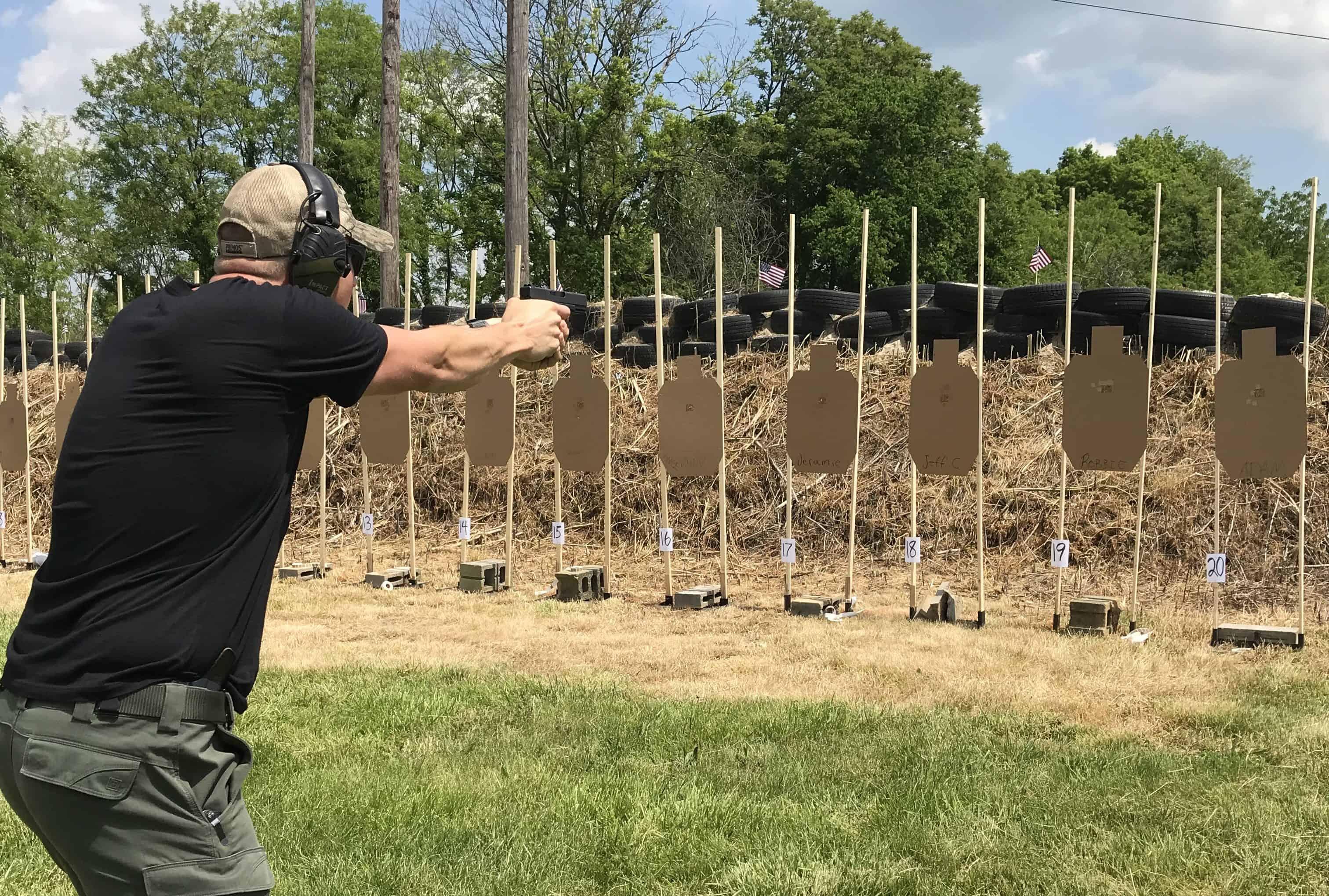 Handgun Skill Building – Level 1